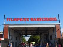 Angekommen in Babelsberg.