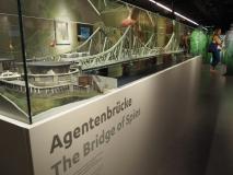 Die Gliencke-Brücke, hier wurden im Original Agenten von Ost und West ausgetauscht.