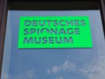 Der Museumsbesuch ist vorbei.