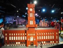 Das Rote Rathaus.